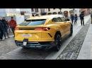 Lamborghini urus 2018 exhaust sound