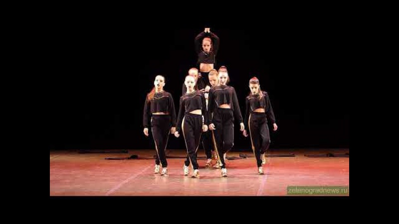 Коллектив A. C. Juniors. Хип-хоп танец 23.06.2018