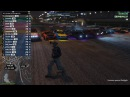 GTA Online Покатушка банды Суперкар часть 3