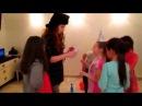 Аниматоры Венди из Гравити Фолз у Иришки на 10 летие