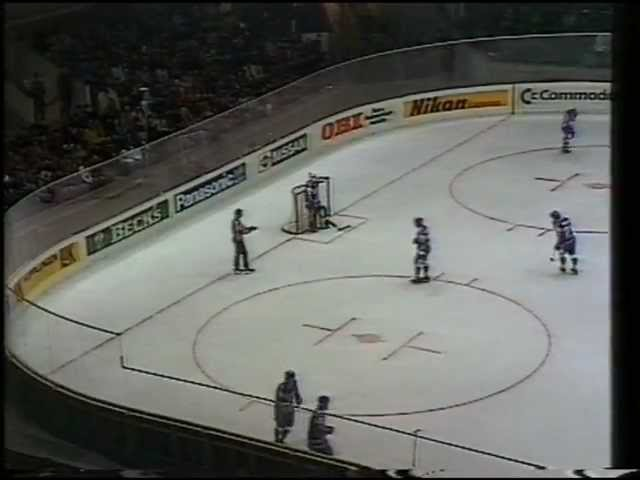 FIN - CCCP, Prahan MM-kisat 1985