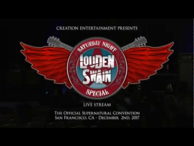 Louden Swain Saturday Night Special San Francisco 2017 Stageit recording SPNSF