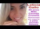 Leticia Gallo - Mãe, 40 Anos, Casada, apaixonada pelo estilo de vida saudável e fashion lover 7