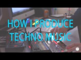 HOW I PRODUCE A TECHNO TRACK in Ableton with Korg Volca Series, microKorg, Roland Tr-8&amp JX-03