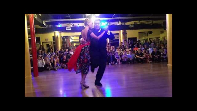 Argentine tango: Melisa Sacchi Cristian Palomo - El Latigo