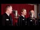 شاهد.. فريق البحرية الأمريكية يغني فيها حا1