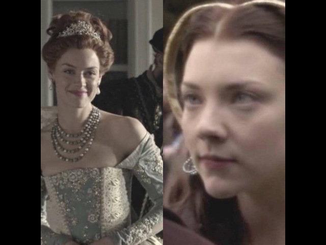 The Tudors. Anne Boleyn