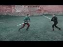 Medieval longsword techniques Техника владения длинным мечом