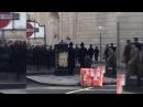 Les Animaux Fantastiques: Les Crimes De Grindelwald - Eddie Redmayne en plein tournage dans Londres