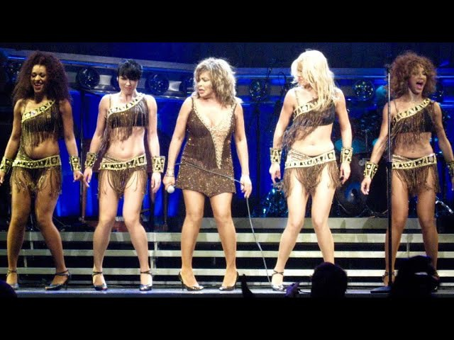Tina Turner - Live 2008/2009 - Fan Cut (HD 720p)