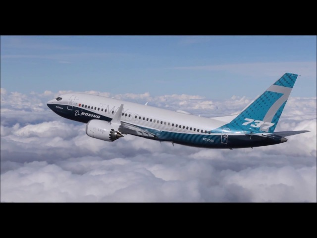 Boeing 737 Max7 First Flight - Primo Volo