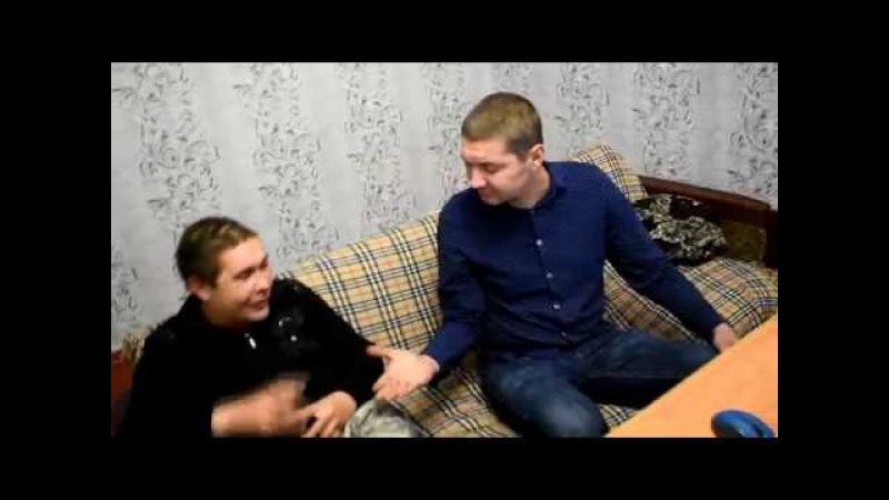 Очередной съемочный день Ивана Пожарника и Бороды
