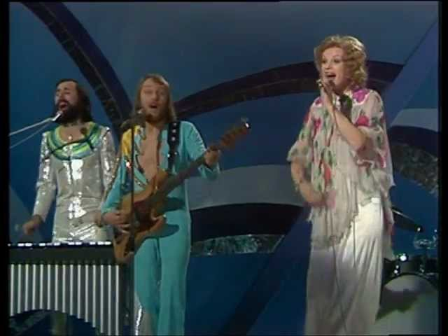 Teach In - Ding-A-Dong 1975 (Eurovision Song Contest) HQ