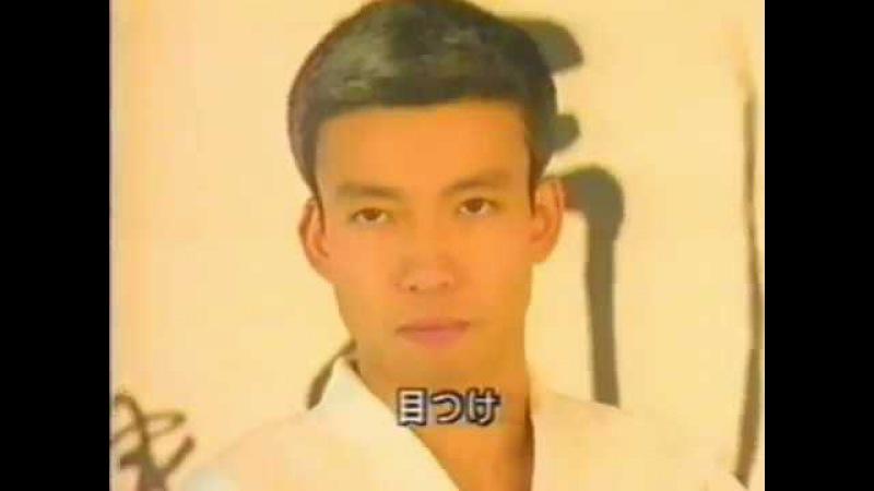 №1-2 Моритэру Уэсиба айкидо Aikido 合気道 учебный фильм