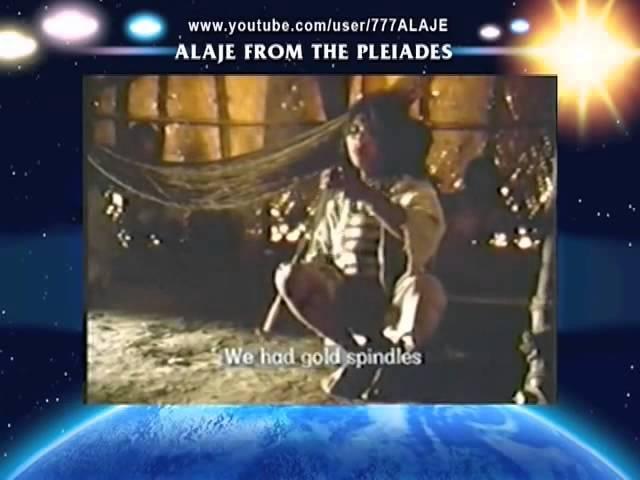 Part 11 - Pleiadian Alaje - Russian Sub