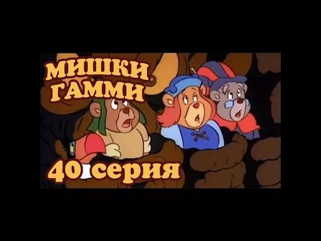 Приключения Мишек Гамми. 40 серия( День жуков и деревьев)