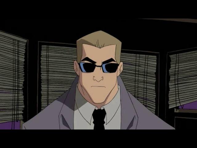 Бэтмен (2004) 16 серия (2 сезон)