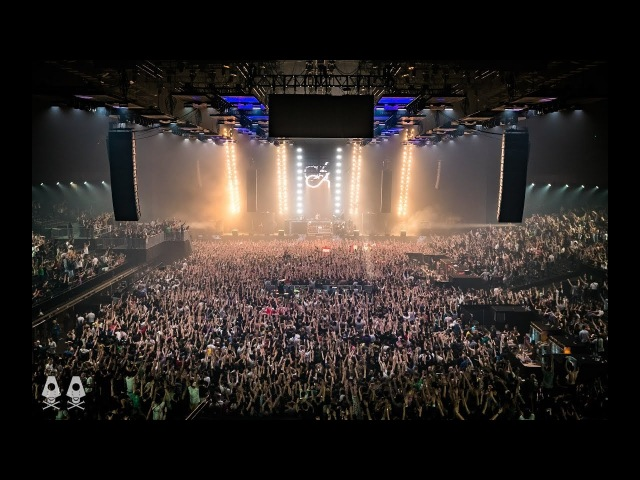 Rampage 2018 - Camo Krooked Live feat. Daxta MC