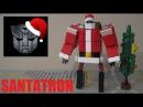 LEGO Transformers Santatron V2