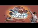 Беги, Форест Highway Madness VR Gameplay HTC VIVE