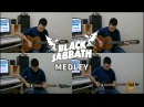Black Sabbath Medley Versão Vithor Hugo Studios