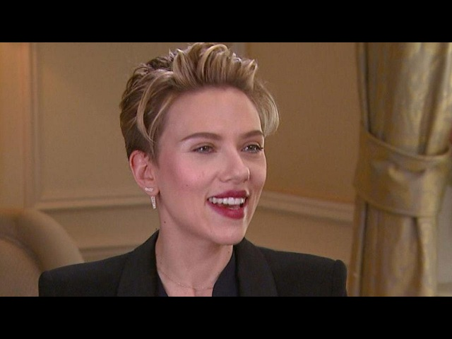 Scarlett Johansson Reveals How She Really Feels About Being Called 'ScarJo'