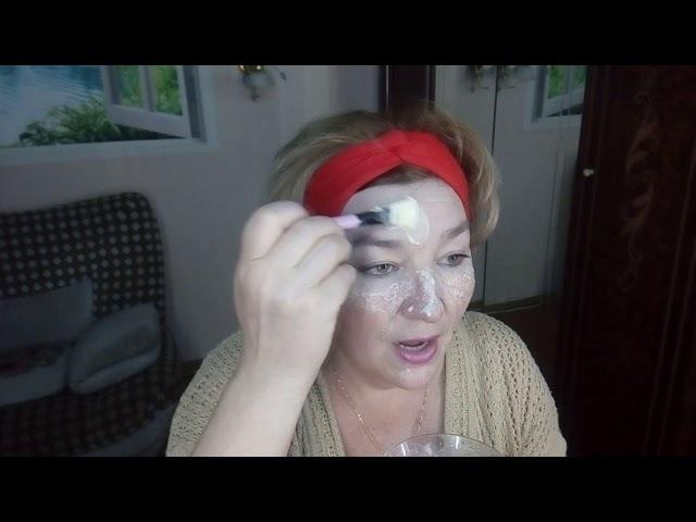 Возрастная кожа без морщин Легко Age related skin without wrinkles
