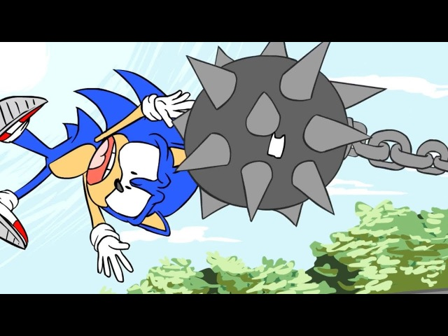 Party Games are DANGEROUS!   Sonic Parody! [XNiller]