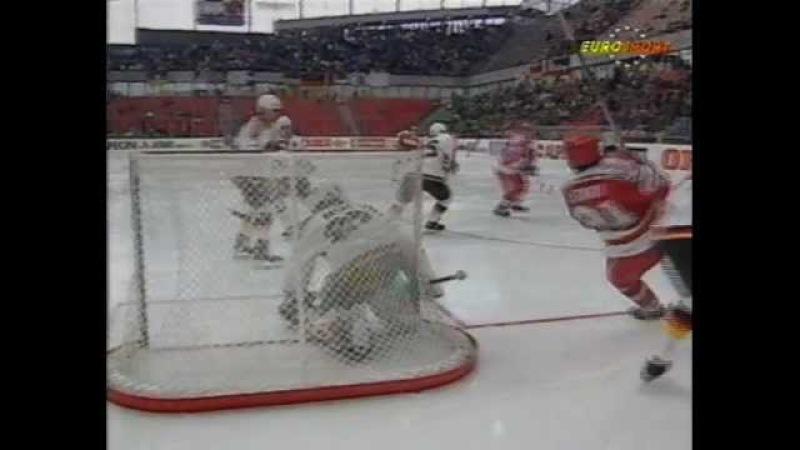 WHC '90 - group game - USSR vs FRG [17.04.1990]