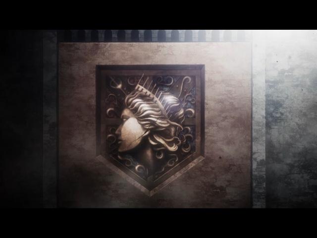 [RUS] Атака Титанов / Shingeki no Kyojin TV Opening (Jackie-O)