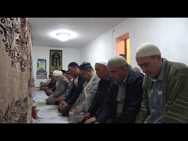 Хазрат Курбанали Ахмад Намаз Магриб, аул Уйил, Актюбинская область
