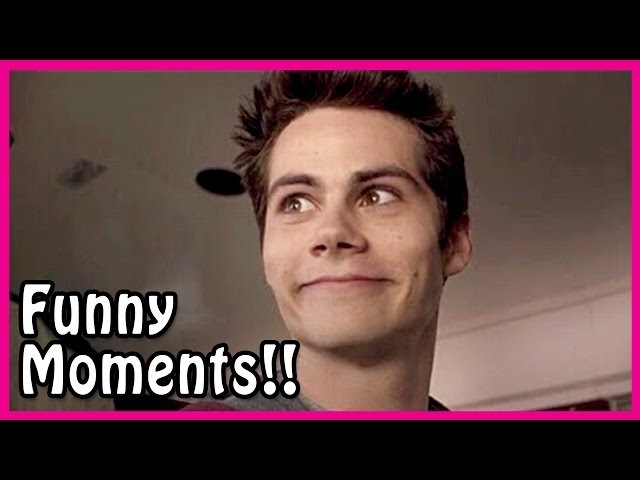 Dylan OBrien | Cute Funniest Moments