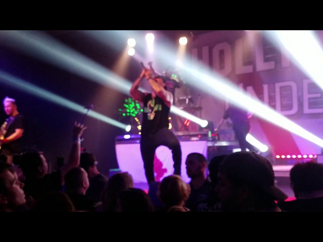 FTS LET'S START A RIOT! Hollywood Undead Live in Knoxville
