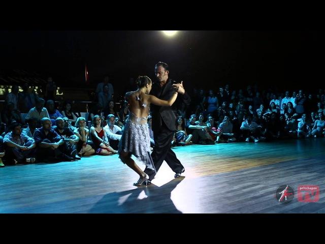 Lucila Cionci Rodrigo 'joe' Corbata, 2, 10th Istanbul Tango Festival 3-7 July 2013