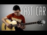 Tracy Chapman - Fast Car (fingerstyle bass cover) [FREE TABS] by Arkadiy Kolenda