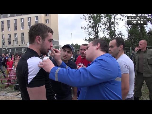 Боец тяжёлой категории накинулся на Качка