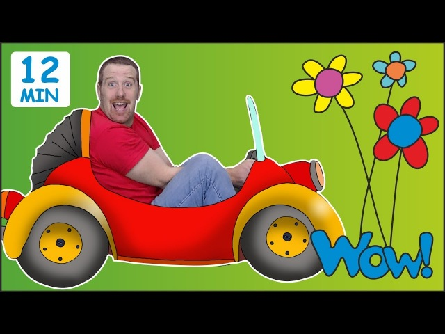 Surprise Eggs Toys for Kids MORE from Steve and Maggie | Learn Wow English TV | English Words