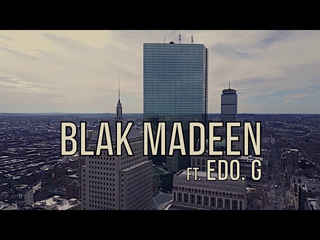 Blak Madeen (feat. Edo. G) - Men of Peace (Official Video)