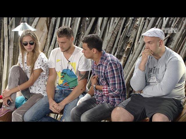 ДОМ-2 Город любви 4113 день Вечерний эфир (14.08.2015)