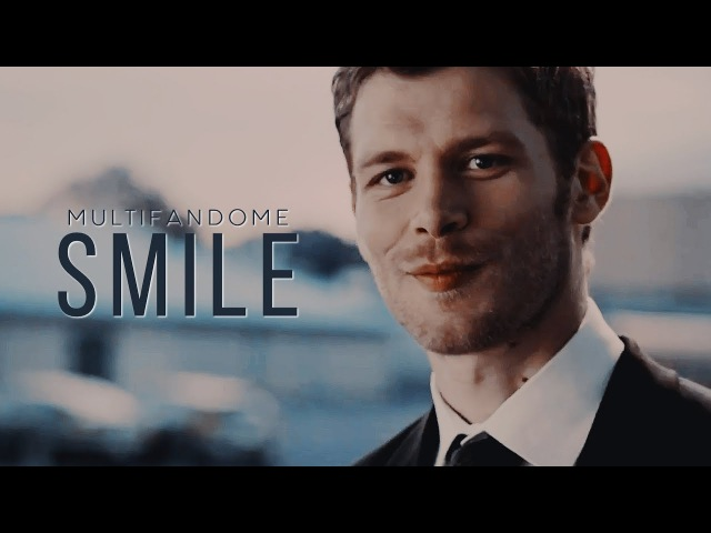 Multifandom - smile [for flame of hope]