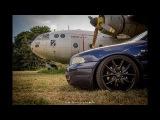 Drone dji phantom3 Audi S4 B5 Avant  KSF  Toyosport