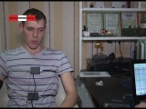 Детдомовец из ядовитой квартиры прошёл полиграф. Real video