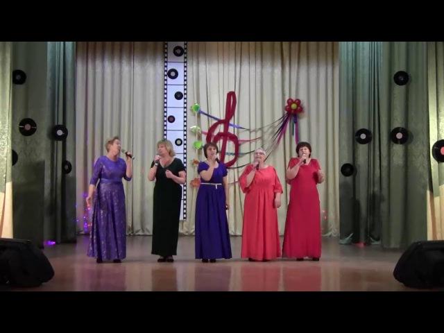 Ретро концерт Центр досуга,Ершичи Родные напевы