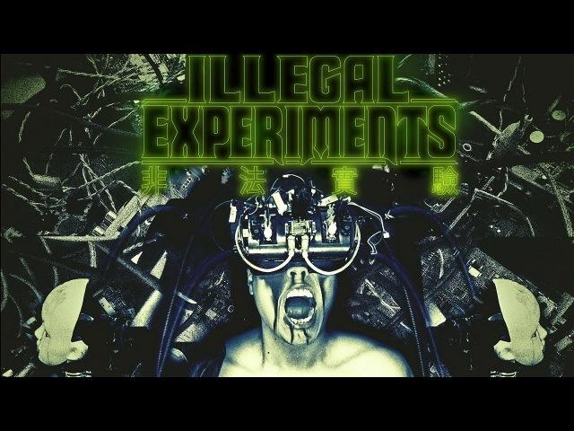 MICROCHIP TERROR - ILLEGAL EXPERIMENTS [Full Album]
