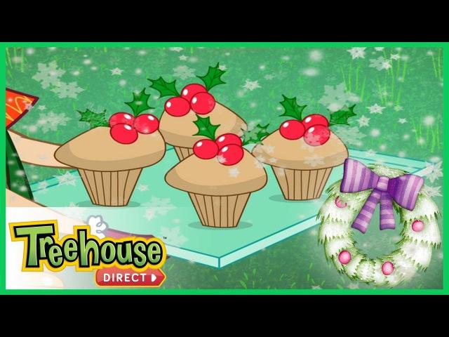Pearlie Jingle Bell Park Christmas Cartoons for Kids