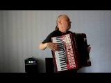 Аккордеонист Николай Донецкий (музыкант Казани)из кинофильма
