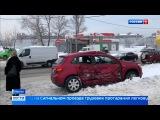 Вести-Москва Авария на северо-востоке Москвы один человек погиб, один пострадал