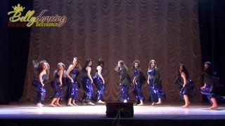 Коллектив Амани Ракс. Гала-концерт Лига профессионалов, март 2018