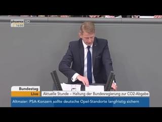 Grüne wollen CO2-Steuer einführen - 25-04-2018