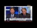 Ведущий Fox News разносит журналиста обвиняющего Трампа в симпатиях к России Русский перевод